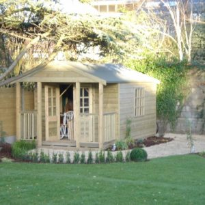Garden georgian summerhouse