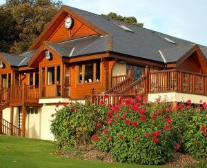 Abwood bespoke buildings old conna golf house