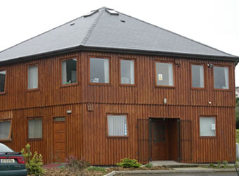 Bespoke timber buildings, wicklow traveller community